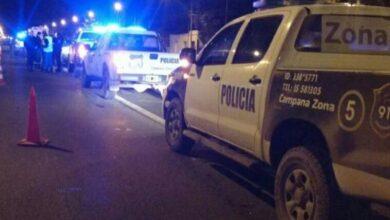 Photo of Robaron en Zárate, los persiguieron por Panamericana y fueron detenidos en Malvinas Argentinas