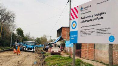 Photo of Tras un convenio con Nación, comenzó la pavimentación de Puerto de Palos en Mariló