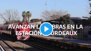 Photo of Belgrano Norte: avanzan las obras en la estación de Sourdeaux