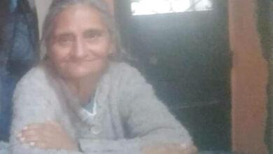 Photo of Sufre de esquizofrenia, tiene 57 años y su familia la busca desde el viernes