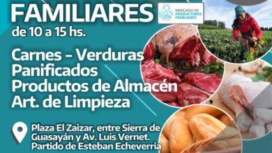 Photo of Llegó el mercado de productores familiares en Esteban Echeverría