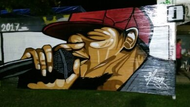 Photo of Campeonato de free style, beatbox, skate, break dance, graffiti