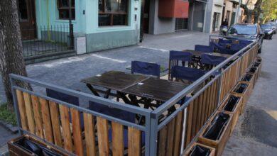Photo of San Miguel construye «parklets» en la calle para locales gastronómicos