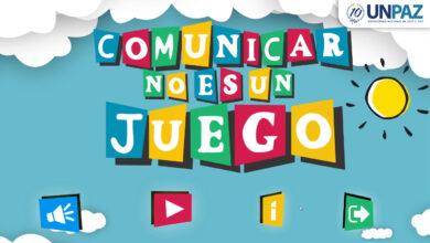 Photo of Estudiantes de la UNPAZ desarrollaron videojuego para promover el derecho a la comunicación