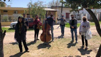 Photo of La Municipalidad de San Miguel organiza serenatas por el Día del Adulto Mayor