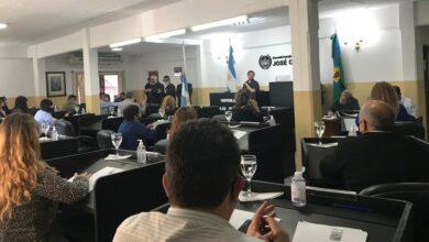 Photo of Sesión del Concejo Deliberante de José C. Paz: los proyectos más destacados que se trataron
